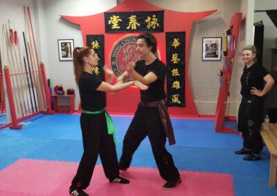 Wing Chun training hour