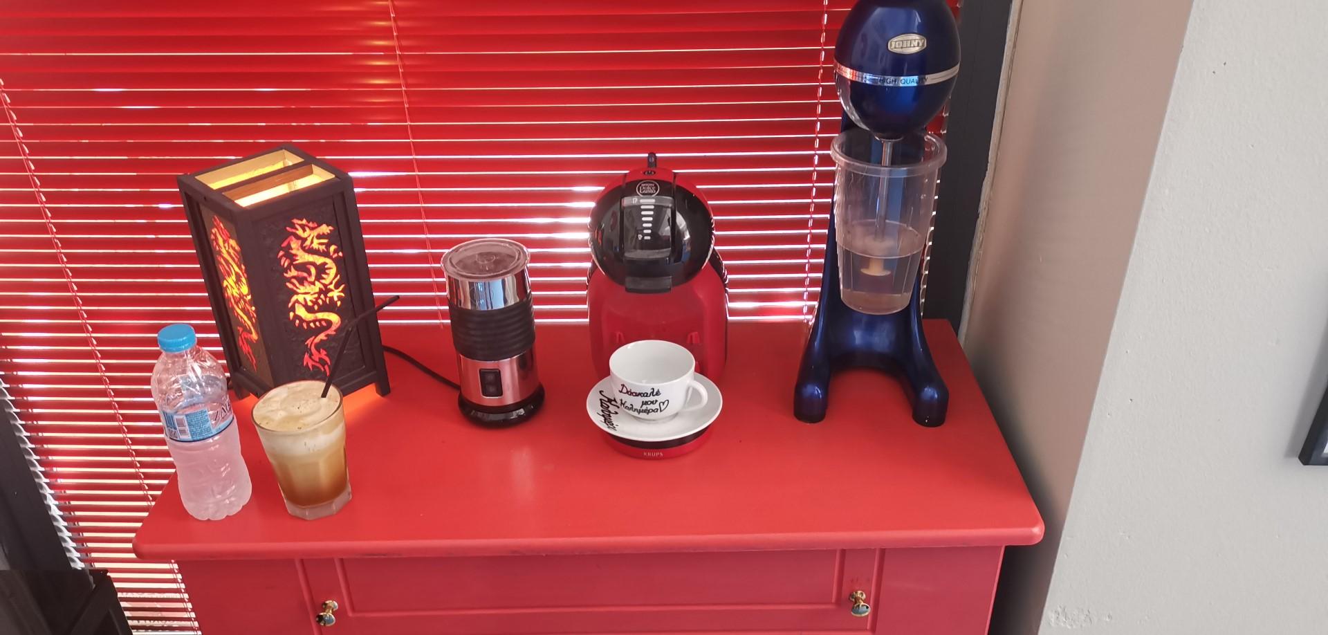 Kung Fu Caffe Corner