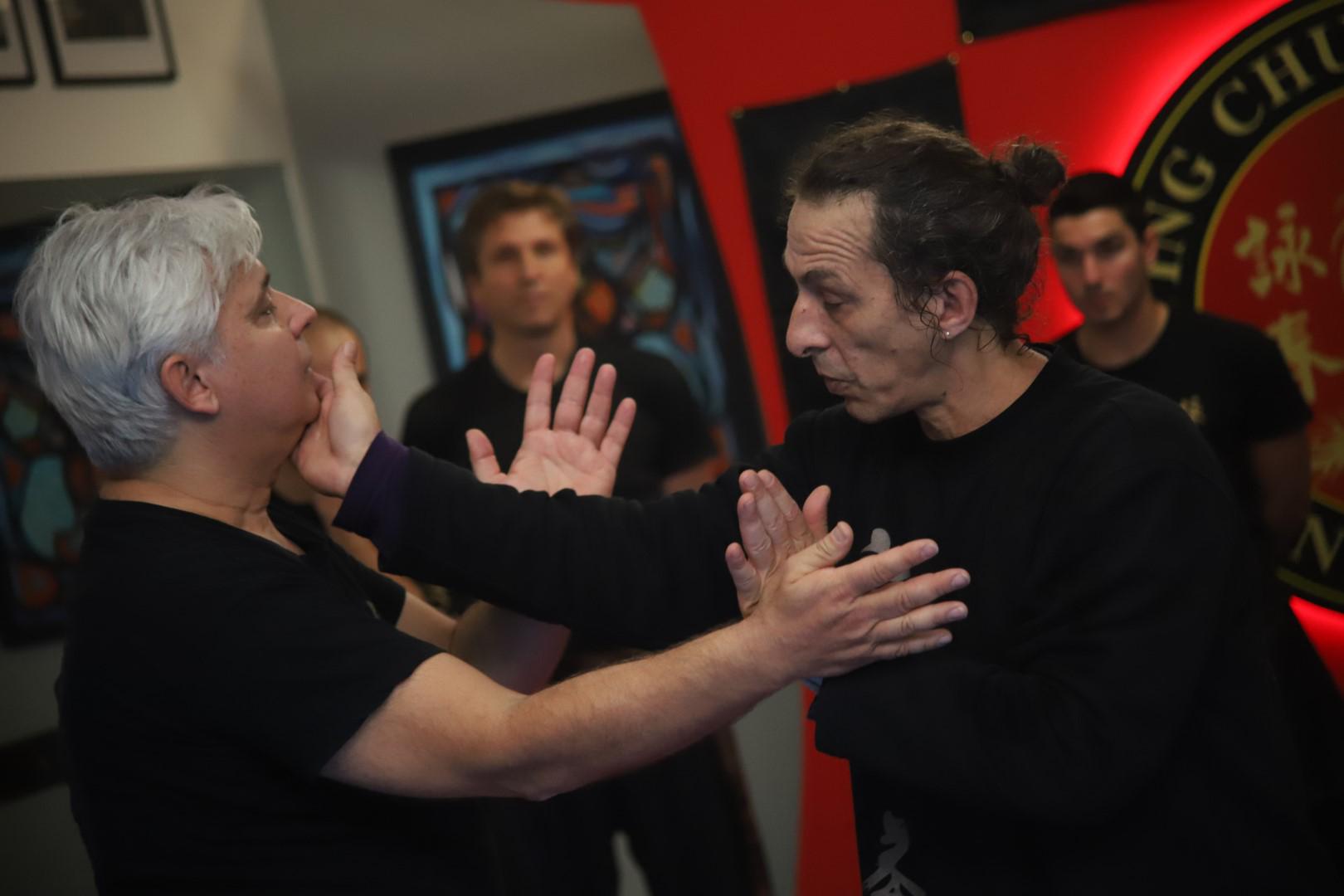 Wing Chun Classes