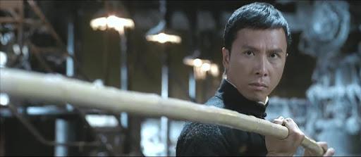Wing Chun Dragon Pole