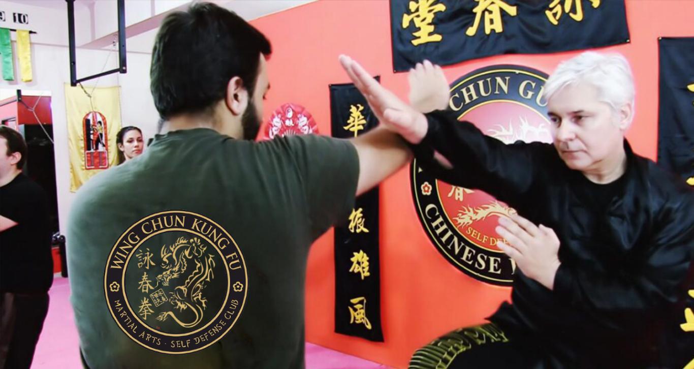 Wing-Chun Entry