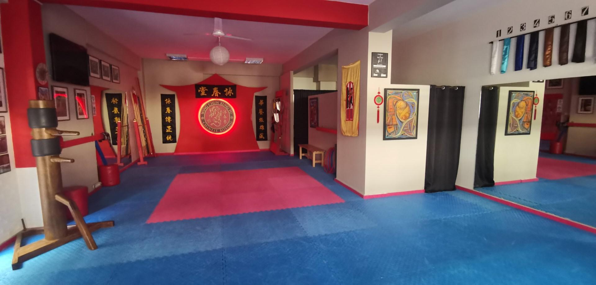 Wing Chun School Martiou