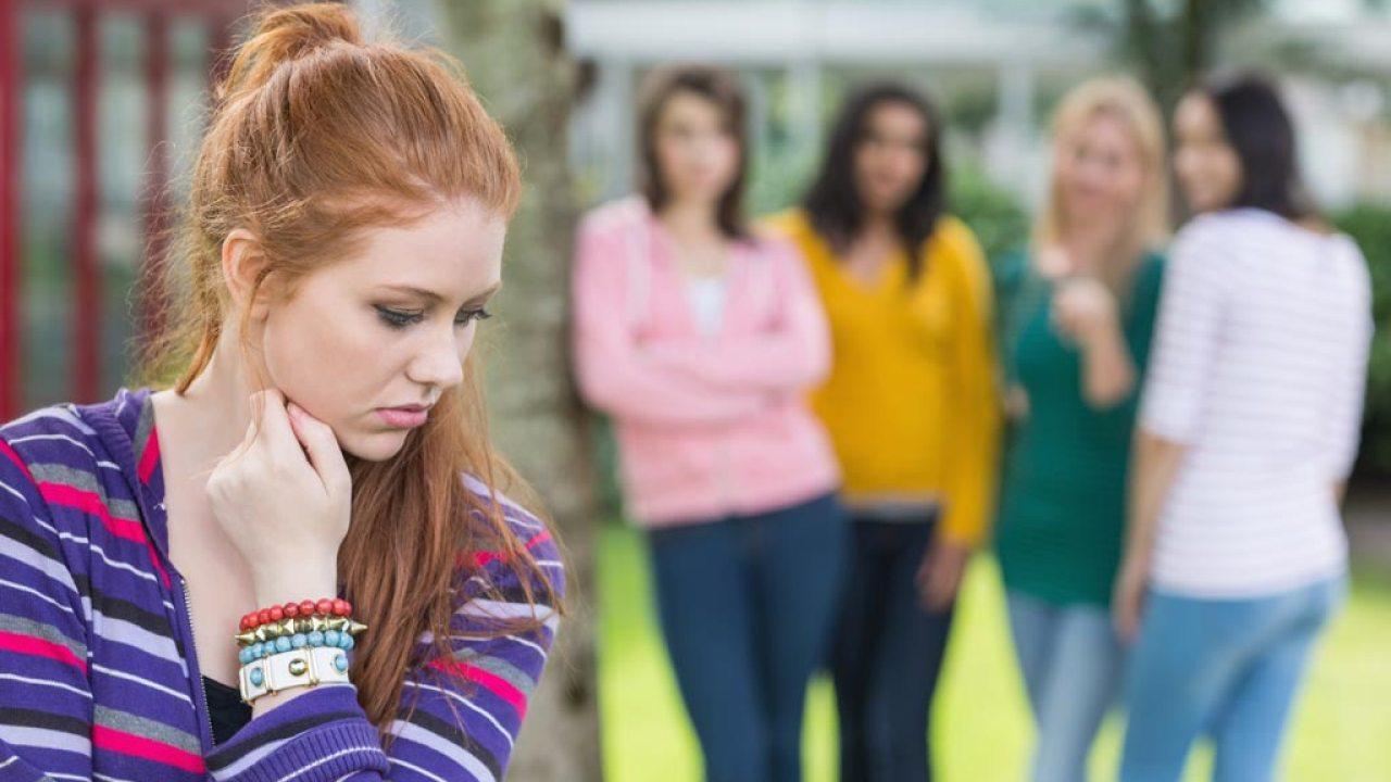 bullied teens